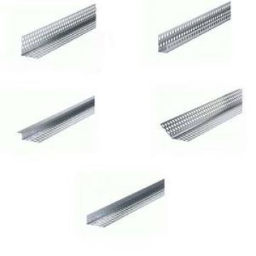 Alfer 16 x 8mm Perforated Stretched Metal Sheet / Grille Steel 250 x 500mm