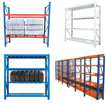 heavy duty 5 tier shelving unit storage rack shelf