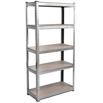 Wholesale Tyre boltless display garage fabric metal warehouse shelving storage rack