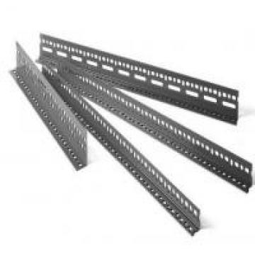 Galvanized V shaped equal types of stainless mild slotted angle steel iron bar prices with standard sizes and weights