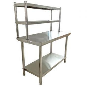 Movable stainless steel slotted angle garage shelving warehouse racking system