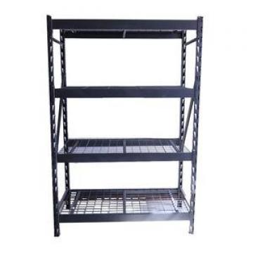 Kitchen Mesh plate type store display rack chrome wire shelving
