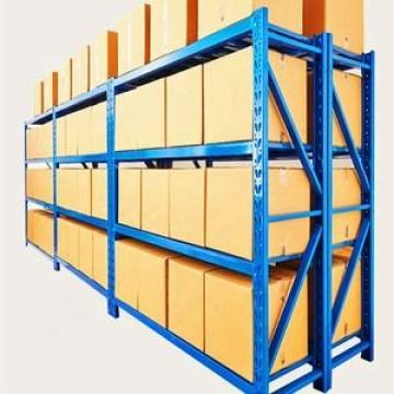 multi-function metal steel warehouse storage shelving slotted angle rivet boltless rack
