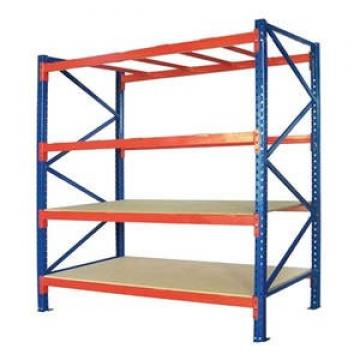 LIJIN Q235 steel warehouse storage industrial shelf heavy duty adjustable selective metal pallet stacking racks shelving