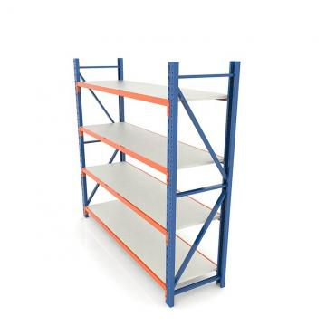5 Layer adjustable metal shelf with heavy duty boltless shelf unit and storage rack shelves