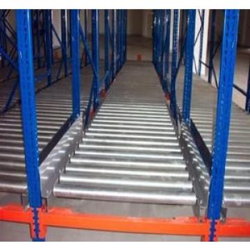 Warehouse Plastic Gravity Flow Carton Roller Rack