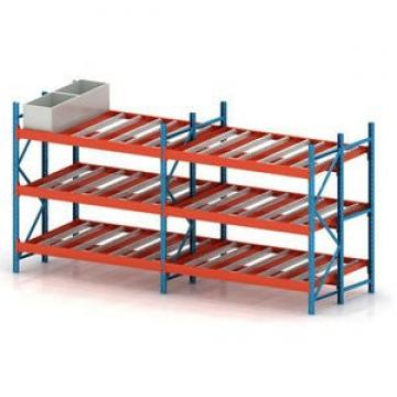 YD-003 300KG Capacity Warehouse Roller Rack System Racking Shelf With CE&IS09001:2000 Made In China