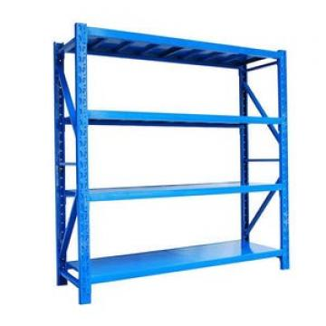 multi-use garage storage solution MDF shelf and wire decking storage shelving
