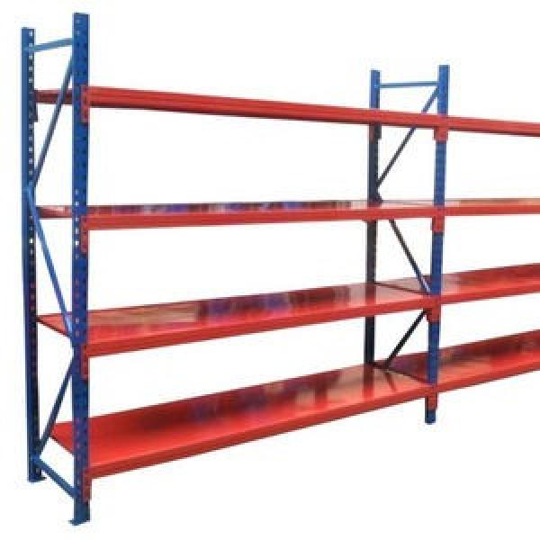 Commercial Heavy Duty Steel Crank-Out Storage Cantilever Shelving/Rack