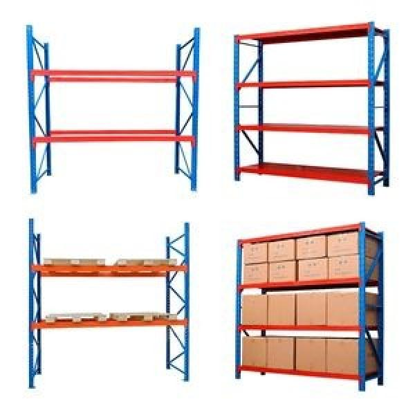 good quality steel shelving metal display rack slotted angle