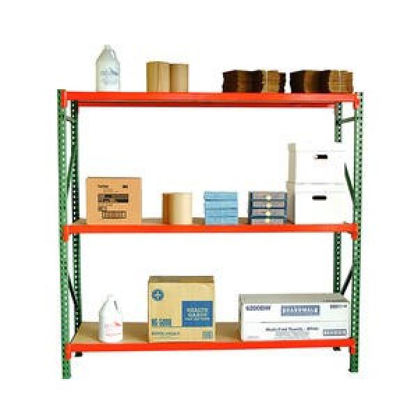 Heavy Duty Metal Shelf Steel Selective Shelving Industrial Warehouse Racking