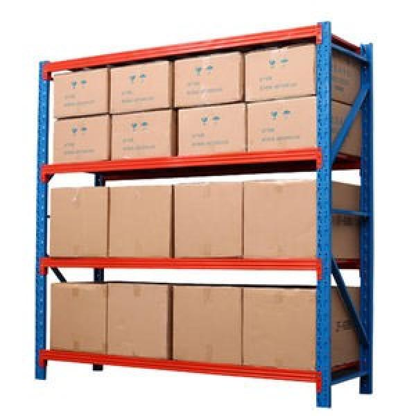 China longspan Shelves Warehouse Steel Shelving Rack store display shelves
