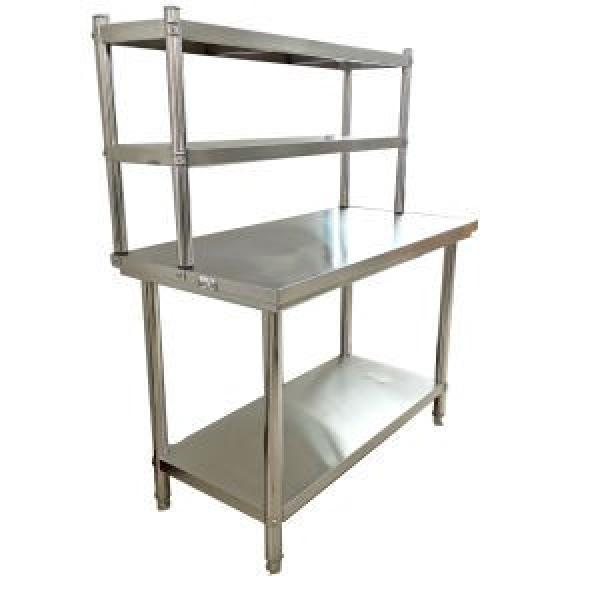Bolt-less 1800 Metal Steel Super 4 Shelf Rack x1 shelving / racking