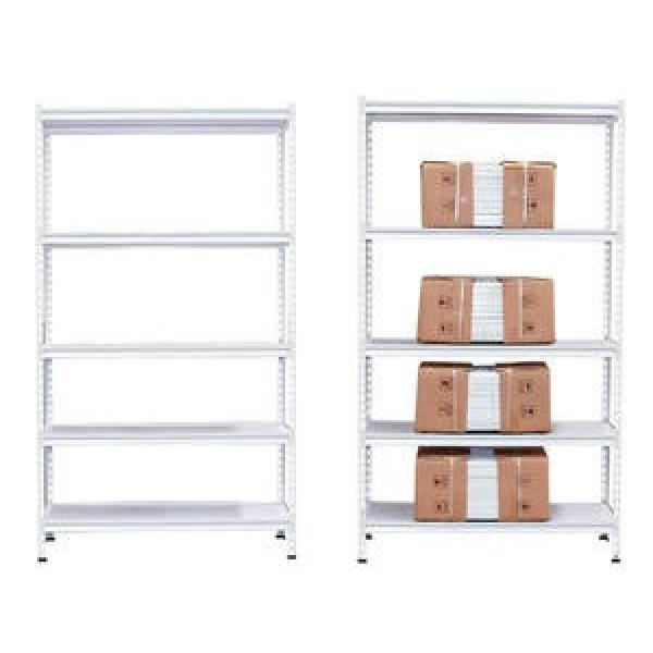 High density industrial Medium Duty Metal Rack Shelving