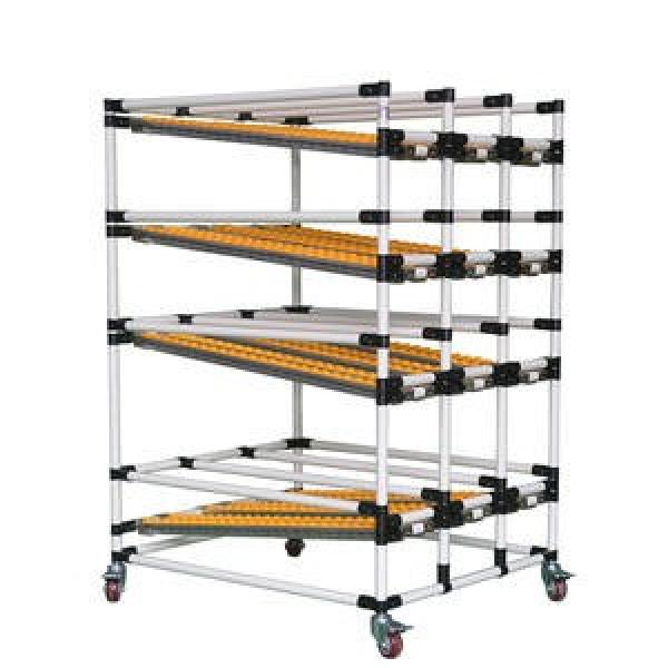Widely Used Portable Warehouse Gravity roller rack