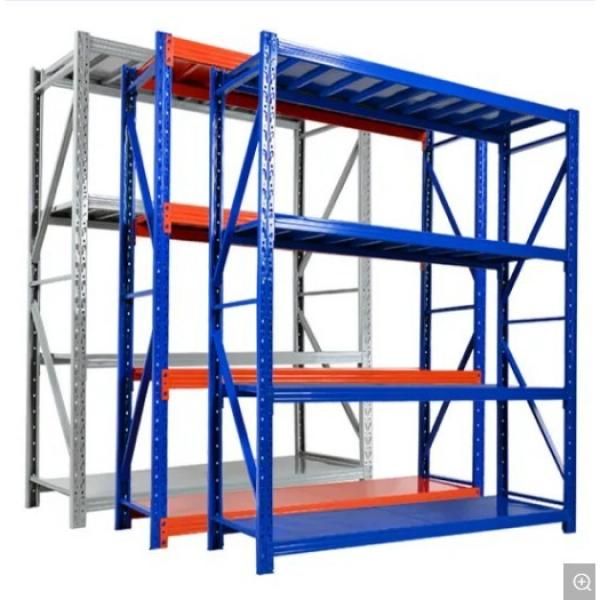 Warehouse Wire mesh sheet beam shelves heavy Duty Pallet Rack storage racking systems